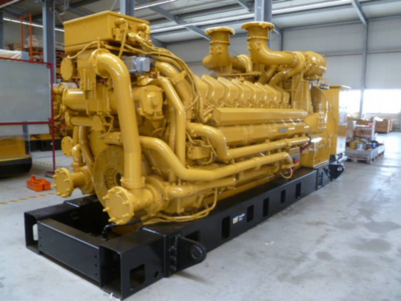 CATERPILLAR STATIONARY GENERATOR SETS C175-16 equipment  photo 4