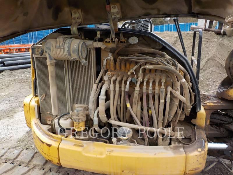 CATERPILLAR TRACK EXCAVATORS 304C CR equipment  photo 15