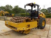 Equipment photo CATERPILLAR CP-56B SOPORTE DE TAMBOR ÚNICO VIBRATORIO 1