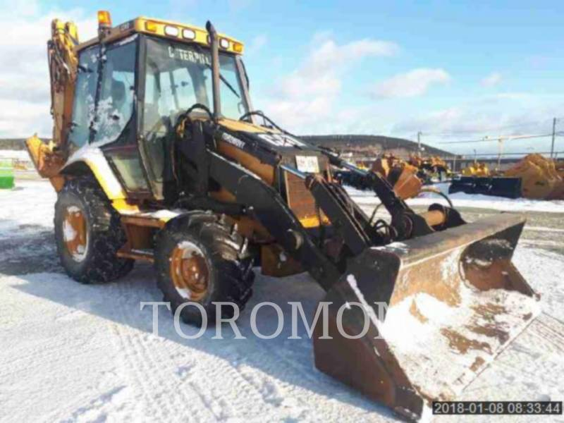 CATERPILLAR CHARGEUSES-PELLETEUSES 420D equipment  photo 1