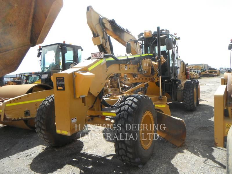 Caterpillar AUTOGREDERE 140M equipment  photo 1
