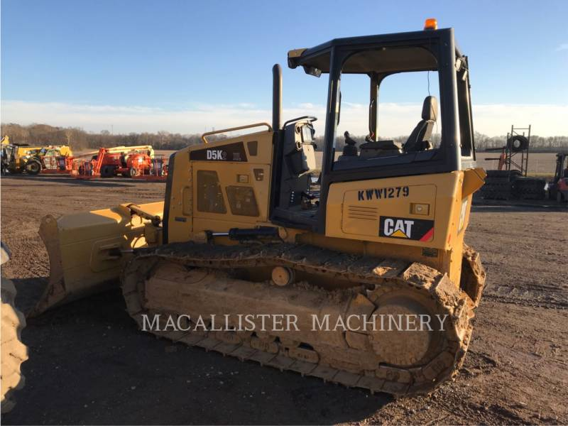 CATERPILLAR CIĄGNIKI GĄSIENICOWE D5K2XL equipment  photo 1