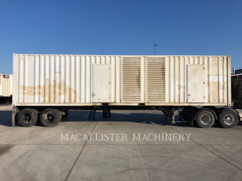 CATERPILLAR PORTABLE GENERATOR SETS C27 equipment  photo 19