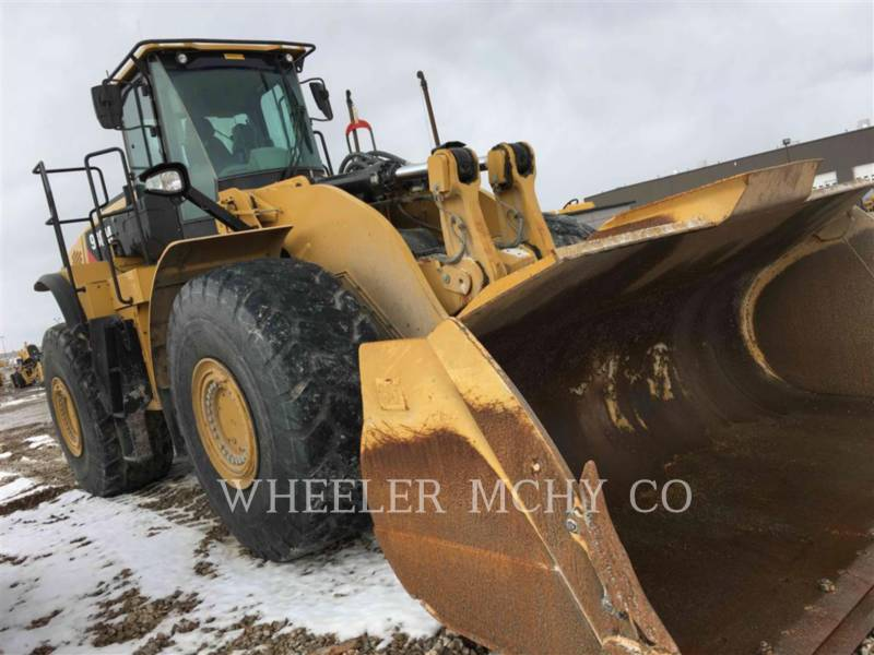 CATERPILLAR RADLADER/INDUSTRIE-RADLADER 980M AOC equipment  photo 1