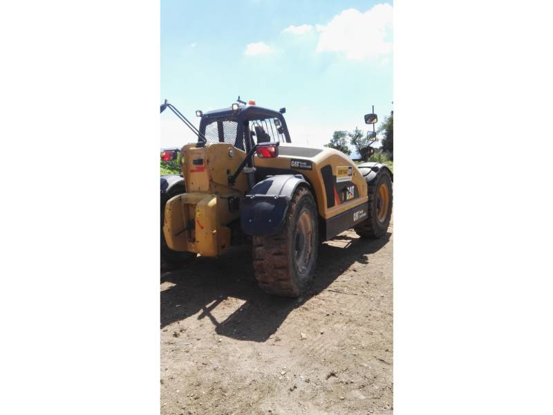 CATERPILLAR TELEHANDLER TH406C equipment  photo 5