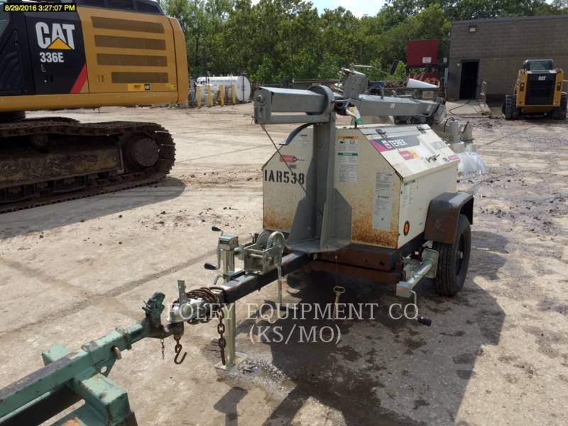 TEREX CORPORATION LIGHT TOWER RL4000 equipment  photo 1