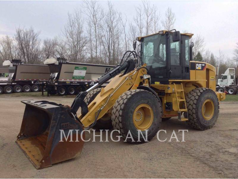CATERPILLAR WHEEL LOADERS/INTEGRATED TOOLCARRIERS 930HIT 3R equipment  photo 1