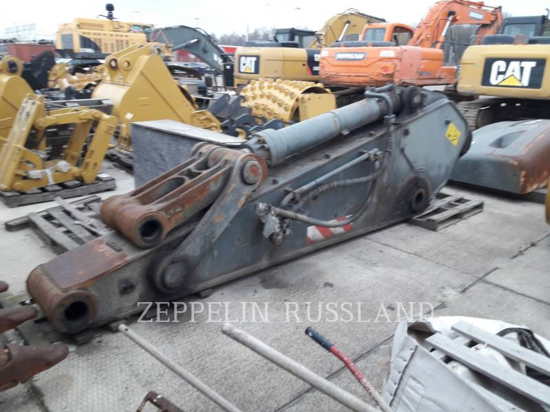 VOLVO CONSTRUCTION EQUIPMENT KETTEN-HYDRAULIKBAGGER EC700BLC equipment  photo 7