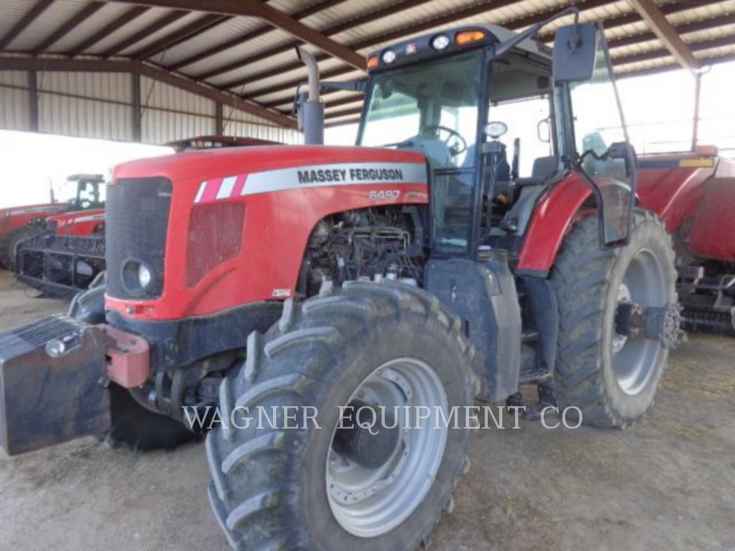 Detail photo of 2010 Massey Ferguson 6497-3PT from Construction Equipment Guide