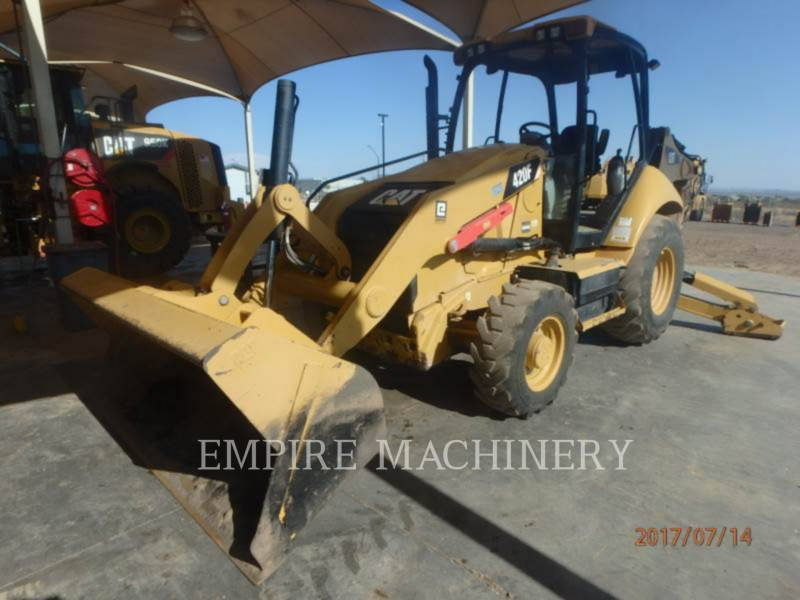 CATERPILLAR RETROEXCAVADORAS CARGADORAS 420FST equipment  photo 4