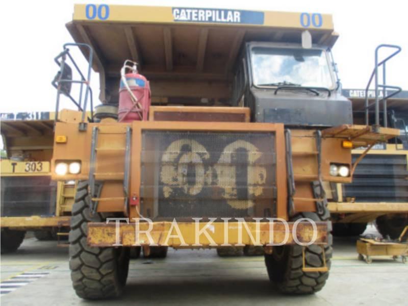 CATERPILLAR MULDENKIPPER 773DLRC equipment  photo 1