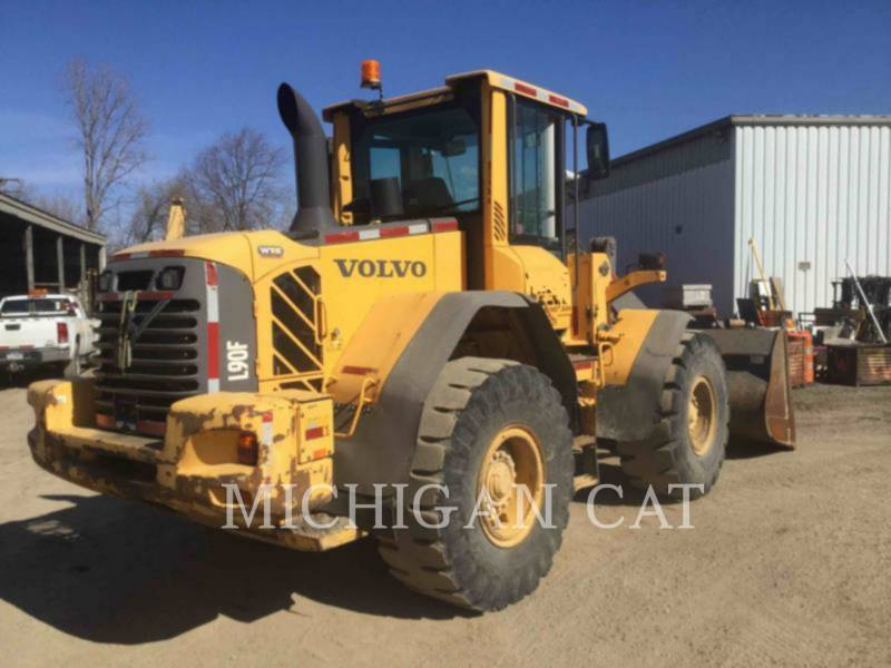 VOLVO CONSTRUCTION EQUIPMENT WHEEL LOADERS/INTEGRATED TOOLCARRIERS L90F equipment  photo 3