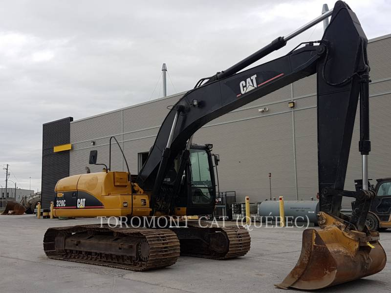 CATERPILLAR TRACK EXCAVATORS 320CL equipment  photo 1