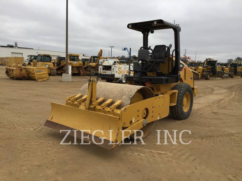 CATERPILLAR COMPACTORS CS44 equipment  photo 3