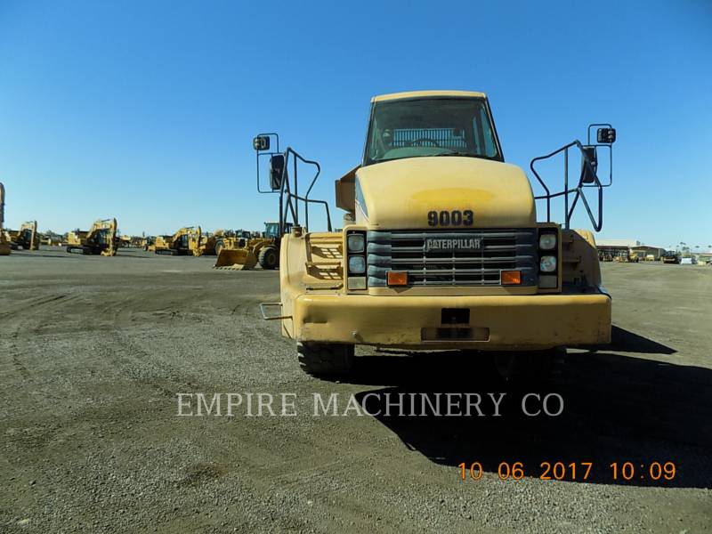 CATERPILLAR MULDENKIPPER 735 equipment  photo 8