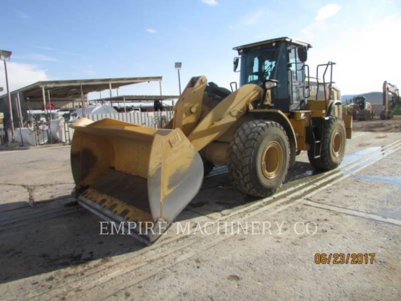 Caterpillar ÎNCĂRCĂTOARE PE ROŢI/PORTSCULE INTEGRATE 950M equipment  photo 3