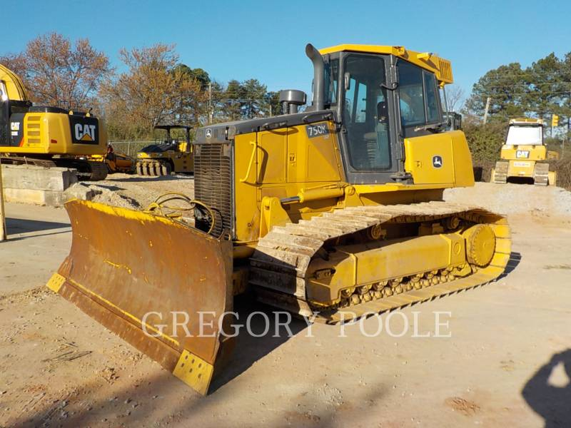 DEERE & CO. TRACTORES DE CADENAS 750K LGP equipment  photo 1