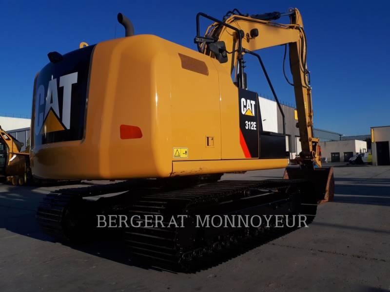 CATERPILLAR KETTEN-HYDRAULIKBAGGER 312E equipment  photo 3