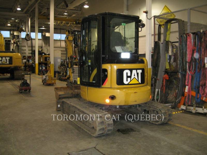 CATERPILLAR トラック油圧ショベル 304DCR equipment  photo 4