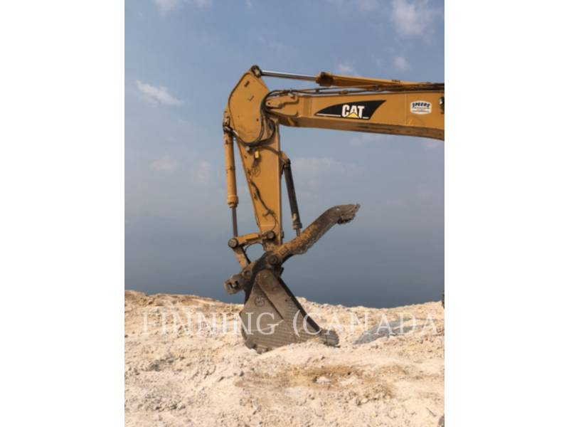 CATERPILLAR TRACK EXCAVATORS 345CLVG equipment  photo 5