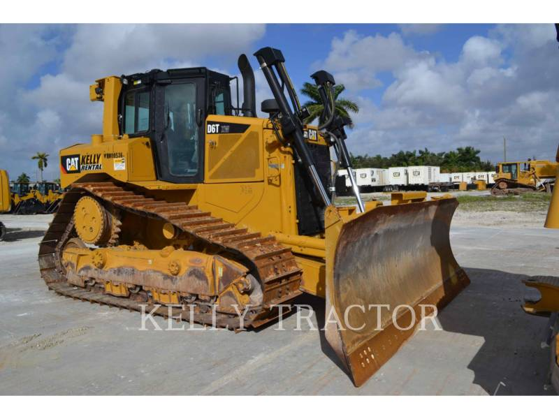 CATERPILLAR TRATORES DE ESTEIRAS D6TXWVP equipment  photo 1