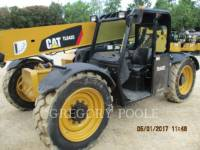 Equipment photo CATERPILLAR TL642C CHARGEUR À BRAS TÉLESCOPIQUE 1