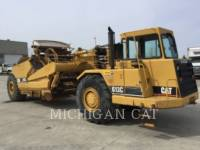 CATERPILLAR WHEEL TRACTOR SCRAPERS 613C equipment  photo 2