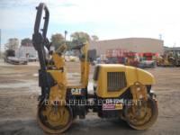CATERPILLAR ROLO COMPACTADOR DE ASFALTO DUPLO TANDEM CB-224E equipment  photo 4