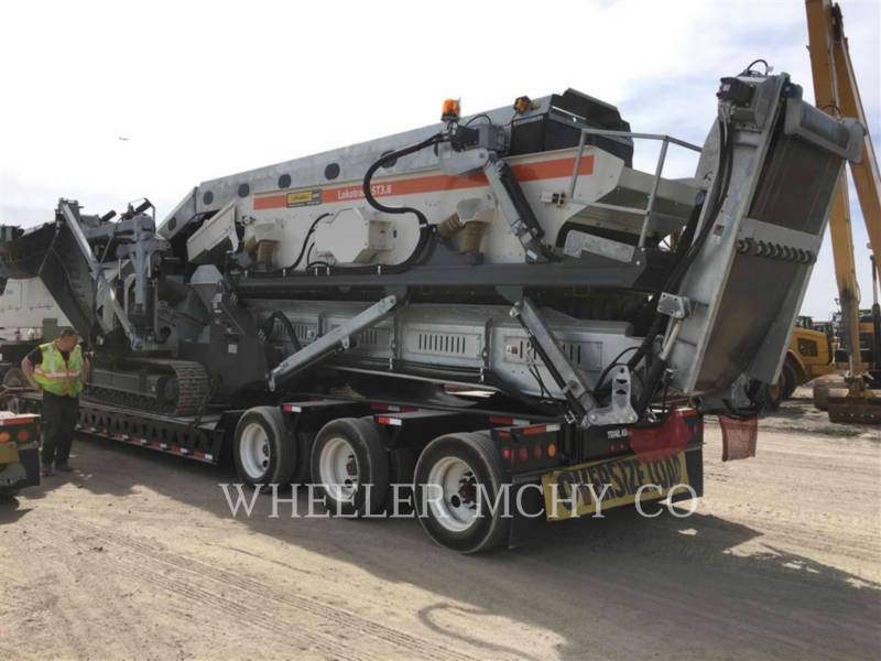 METSO CRIBAS ST3.8 SCRN equipment  photo 2