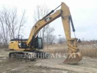 Equipment photo CATERPILLAR 349EL Q PELLES SUR CHAINES 1