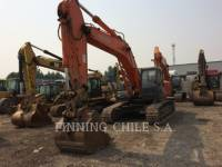 HITACHI PELLES SUR CHAINES 350LC 3 equipment  photo 2