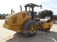 CATERPILLAR VIBRATORY SINGLE DRUM SMOOTH CS-54B equipment  photo 11