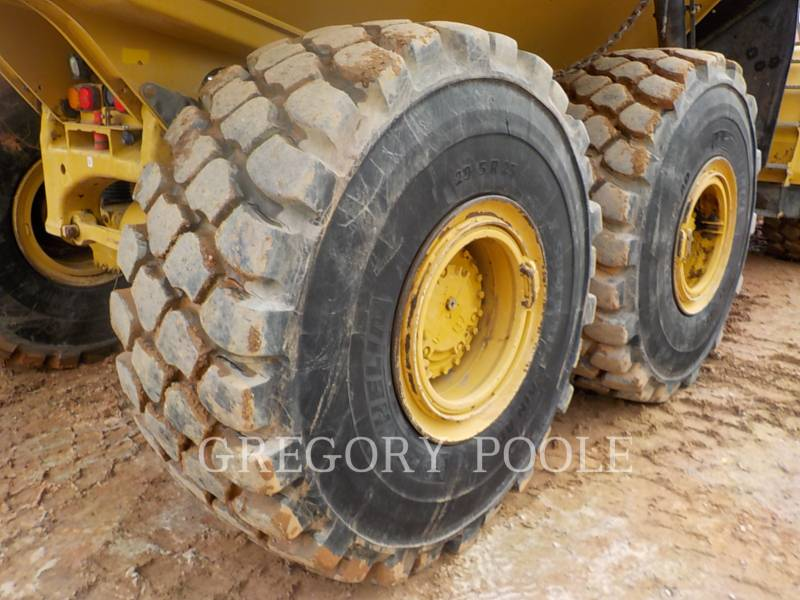 Caterpillar CAMIOANE ARTICULATE 740B equipment  photo 23