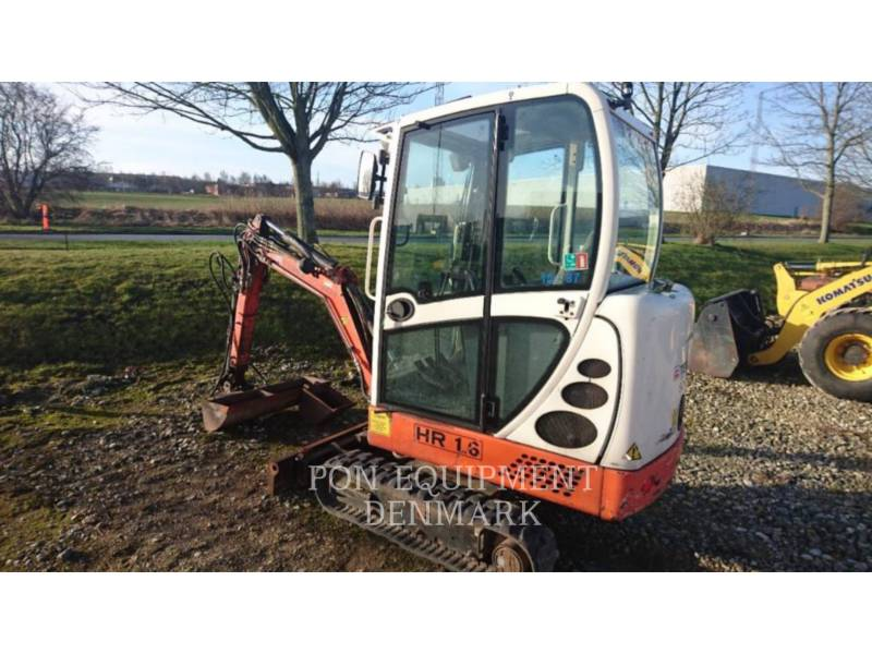 OTHER US MFGRS TRACK EXCAVATORS HR 1,6 equipment  photo 4
