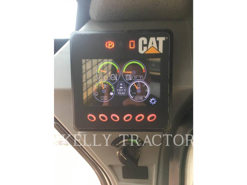 CATERPILLAR PALE CINGOLATE MULTI TERRAIN 287D equipment  photo 16