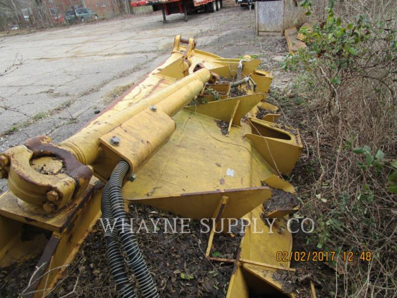 CATERPILLAR NARZ. ROB.- LEMIESZE 7SU  equipment  photo 4