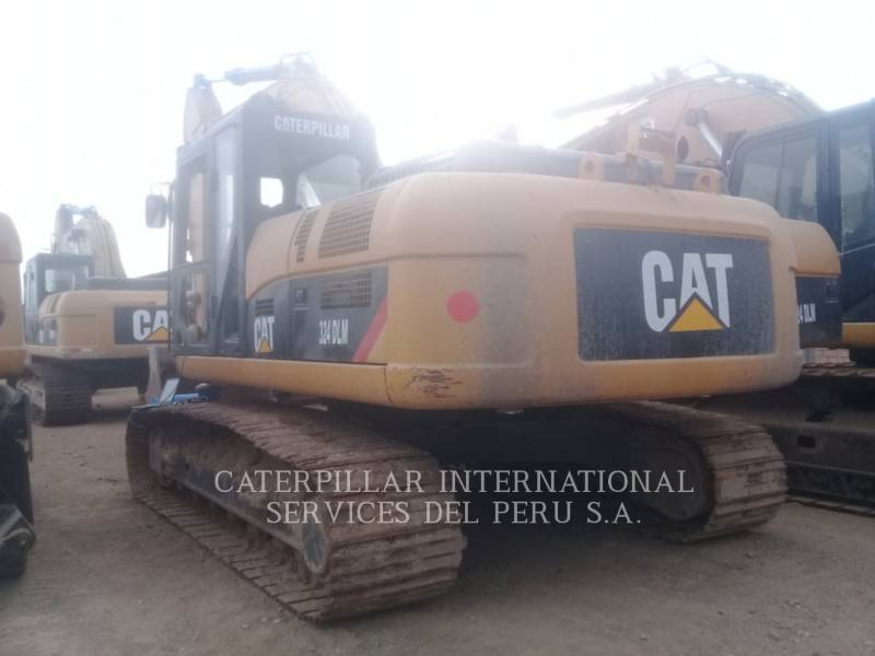 CATERPILLAR トラック油圧ショベル 324 D L ME equipment  photo 4