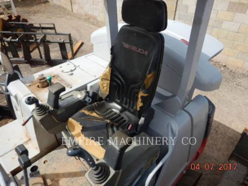 OTHER US MFGRS EXCAVADORAS DE CADENAS TB145 equipment  photo 5