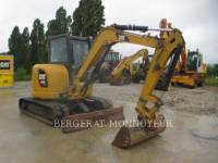 CATERPILLAR TRACK EXCAVATORS 305E CR equipment  photo 4