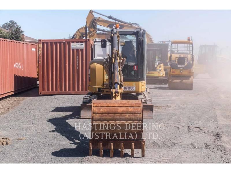 CATERPILLAR TRACK EXCAVATORS 305.5E C2 equipment  photo 2