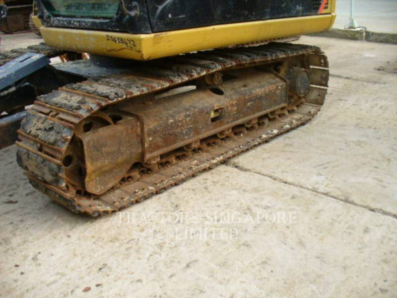 CATERPILLAR TRACK EXCAVATORS 307D equipment  photo 10