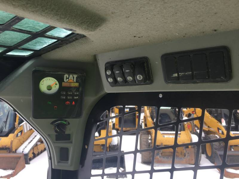 Caterpillar MINIÎNCĂRCĂTOARE RIGIDE MULTIFUNCŢIONALE 236D equipment  photo 22
