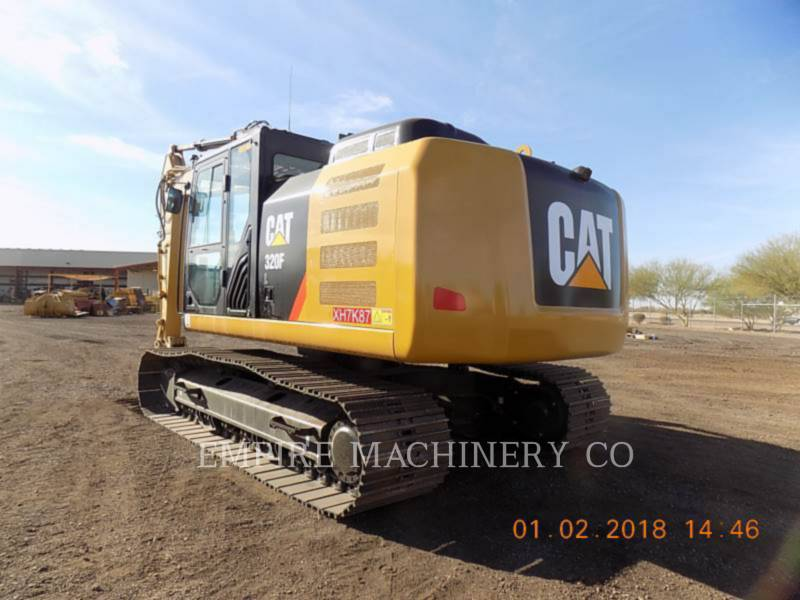 CATERPILLAR EXCAVADORAS DE CADENAS 320FL    P equipment  photo 3