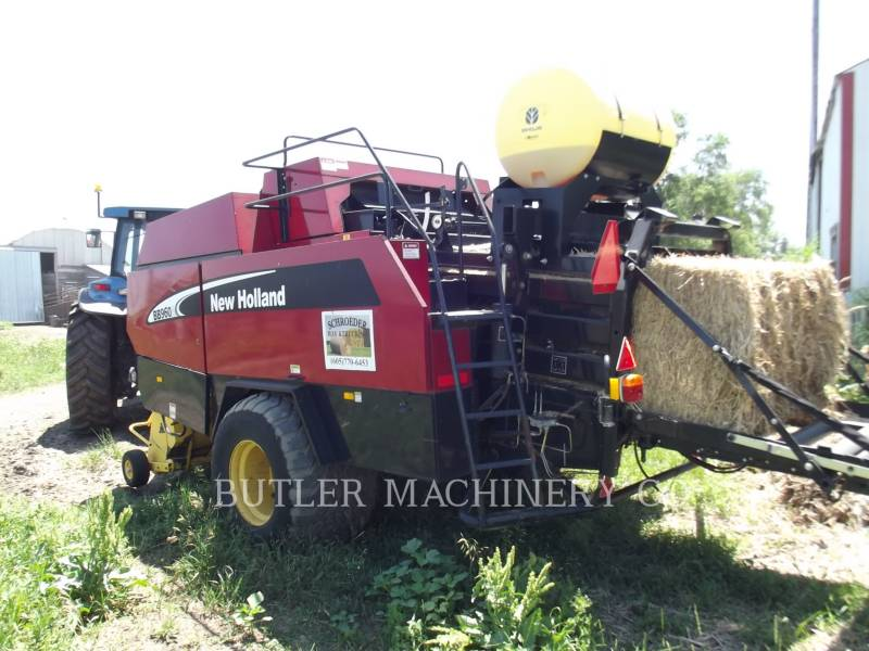 FORD / NEW HOLLAND AG HAY EQUIPMENT BB960A equipment  photo 5
