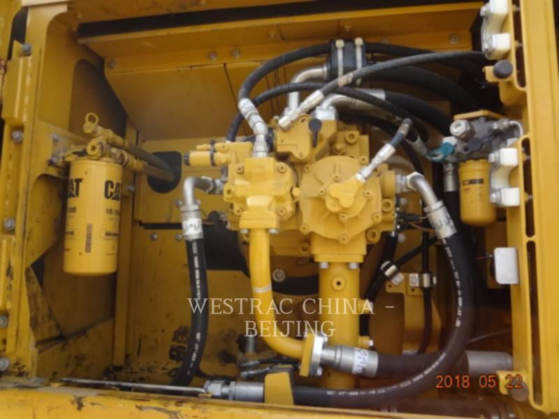 CATERPILLAR TRACK EXCAVATORS 349D2 equipment  photo 14