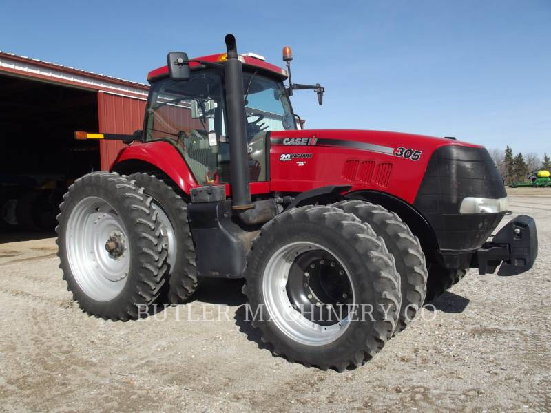 CASE/INTERNATIONAL HARVESTER AG TRACTORS MAGNUM 305 equipment  photo 11