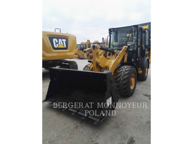 CATERPILLAR KNUCKLEBOOM LOADER 906M equipment  photo 4