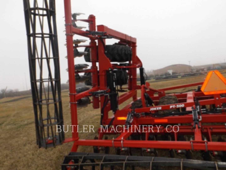 Detail photo of 2014 Horsch Anderson JKR PT300 from Construction Equipment Guide