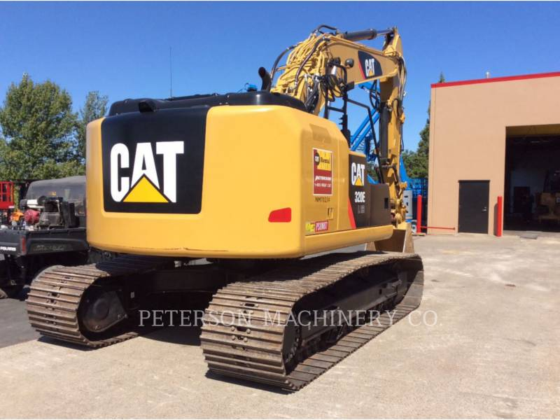 CATERPILLAR EXCAVADORAS DE CADENAS 320EL RR equipment  photo 3