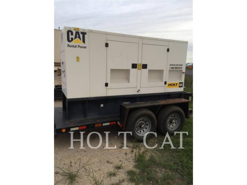 CATERPILLAR BEWEGLICHE STROMAGGREGATE XQ100 equipment  photo 1